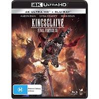 4K April 2021 - Kingsglaive: Final Fantasy XV