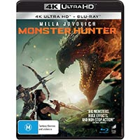 4K April 2021 - Monster Hunter