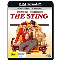 4K May 2021 - The Sting