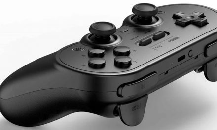 Playing with the 8BitDo Pro 2 Bluetooth gamepad