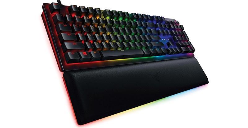 Razer Huntsman V2 Analog Optical Switch Gaming Keyboard