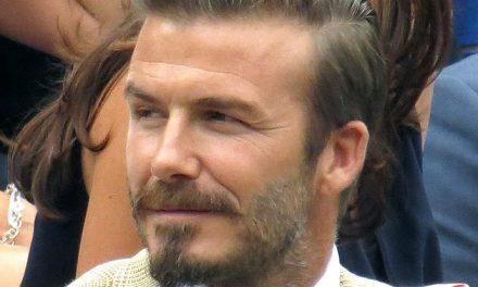 David Beckham's own TV show kicking off