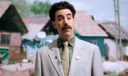 Just when you thought it safe to go back to the USA (or maybe not), more Borat!