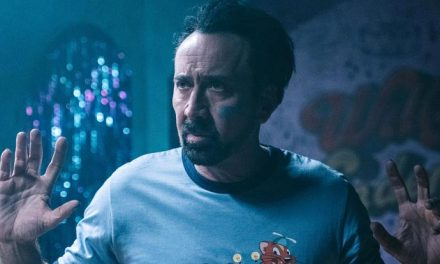 Wonder at 68 minutes of Nicolas Cage dancing