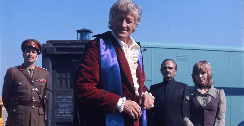 More classic Doctor Who coming to Blu-ray in May