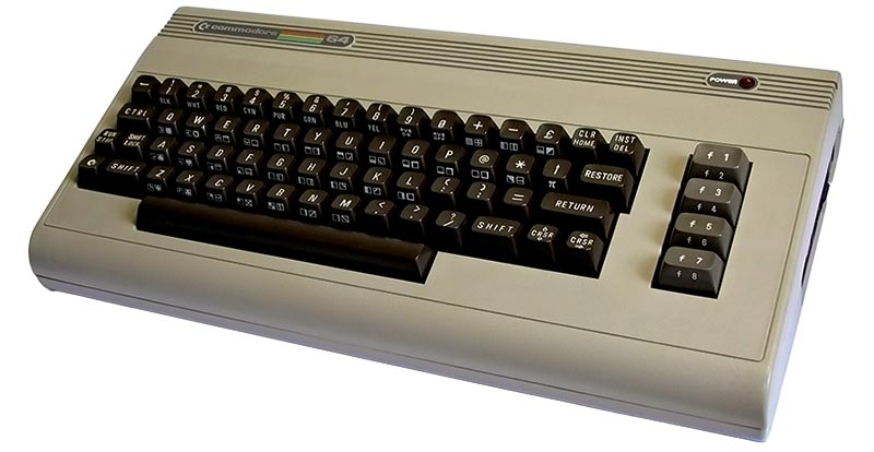 Game Changers! Commodore 64