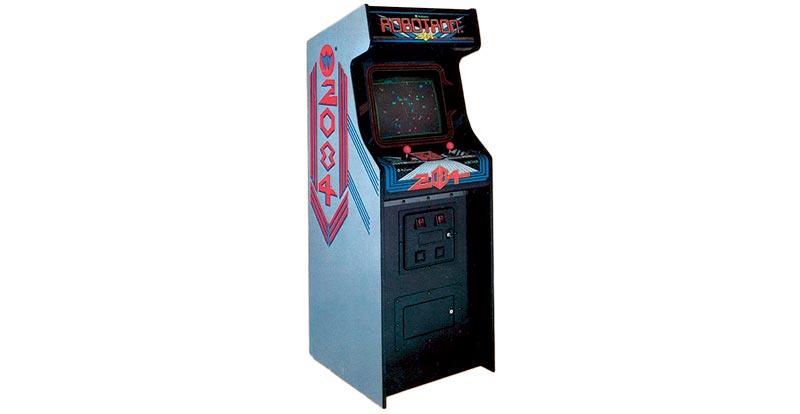 Game Changers! Robotron 2084
