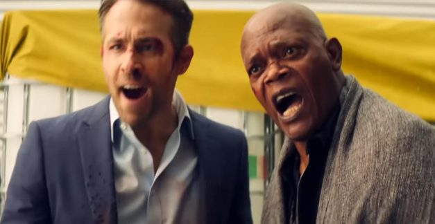#&$^! It's the naughty Hitman's Wife's Bodyguard trailer!