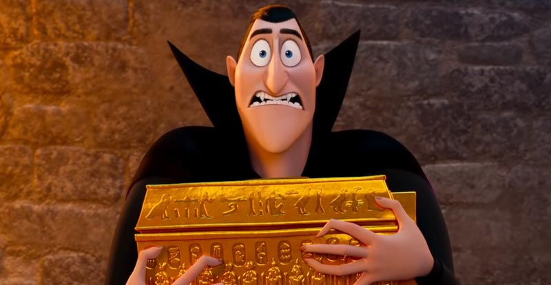 Get ready to check into Hotel Transylvania once more