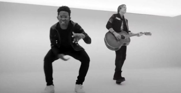 Nile Rodgers and Breland join Keith Urban for 'Out the Cage'