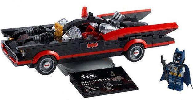 Na-na na-na na-na na-na LEGO classic Batmobile!