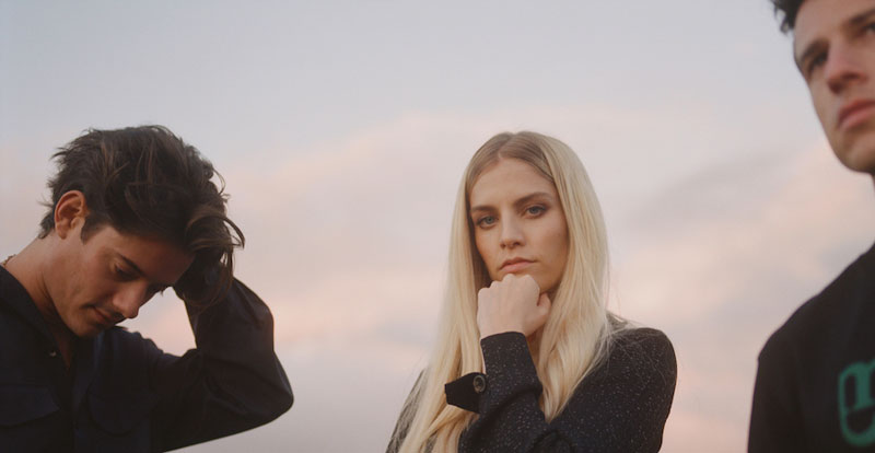 London Grammar's Hannah Reid takes the conch in convo with STACK