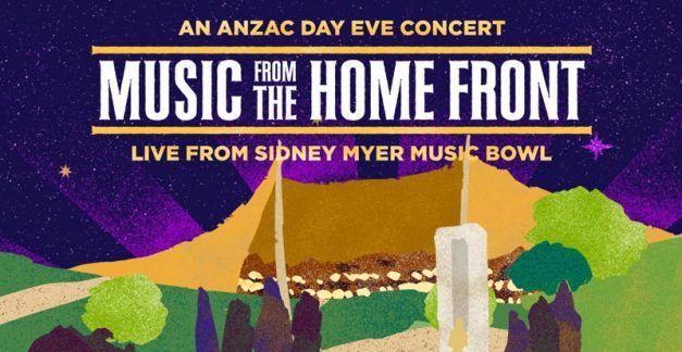Music from the Home Front is returning