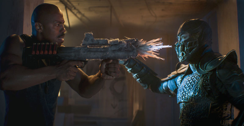 Interview with director Simon McQuoid – Mortal Kombat