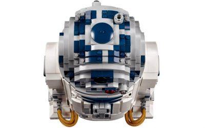 A new LEGO R2-D2 4U