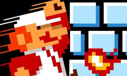 Super Mario Bros. beaten in under 4:55
