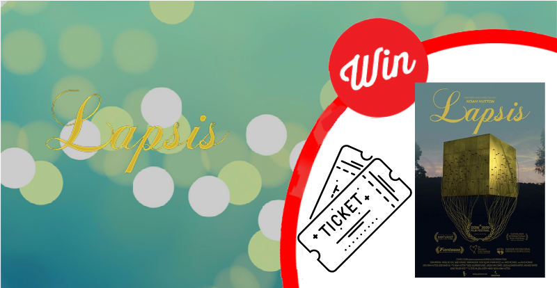 WIN tickets to see Lapsis!