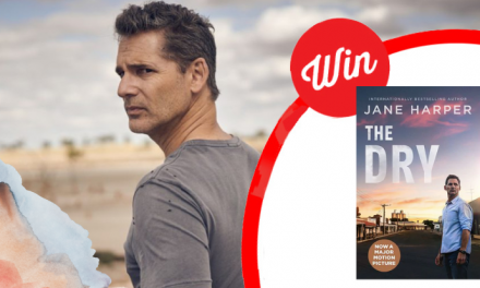 WIN a book copy of The Dry