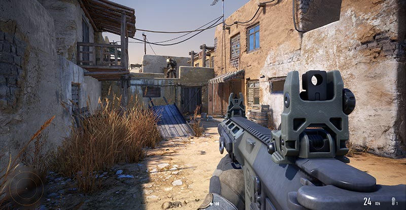 Sniper Ghost Warrior Contracts 2 welcomes you to Kuamar