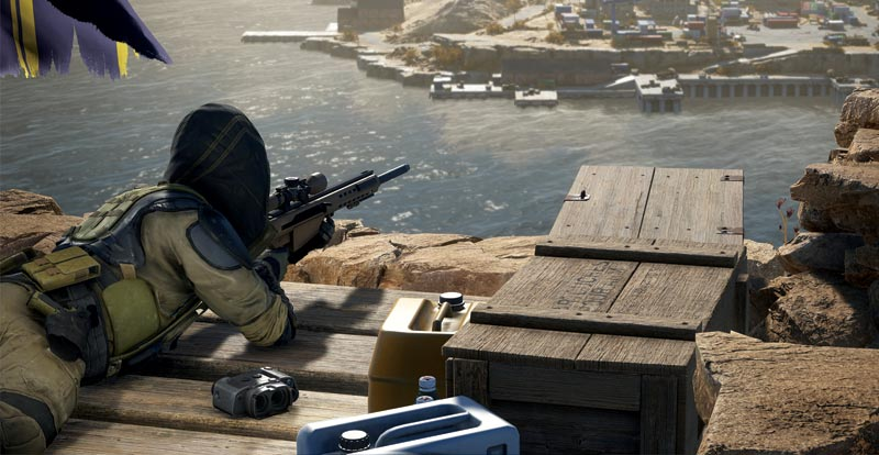 It's time to play the sniper! Sniper Ghost Warrior Contracts 2 Q&A
