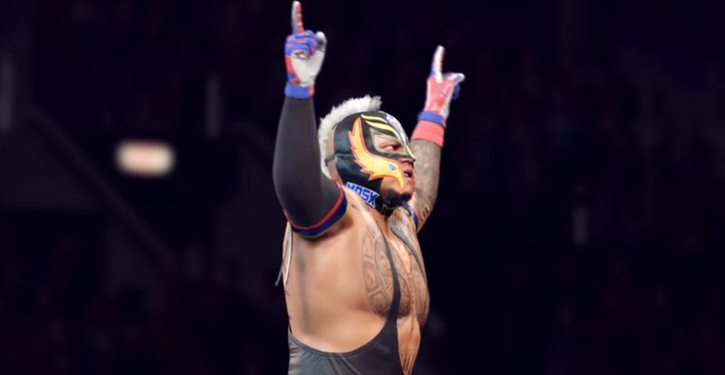 WWE 2K22 announced at WrestleMania 37
