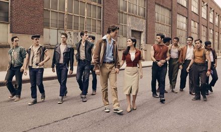 Click… click… it's Spielberg's West Side Story
