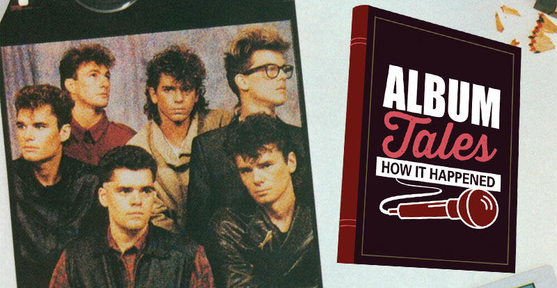 Album Tales: INXS, 'The Swing' (1984)