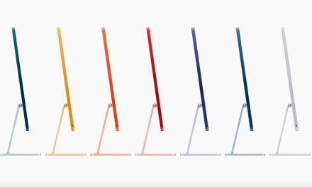 Colourful design language from Apple
