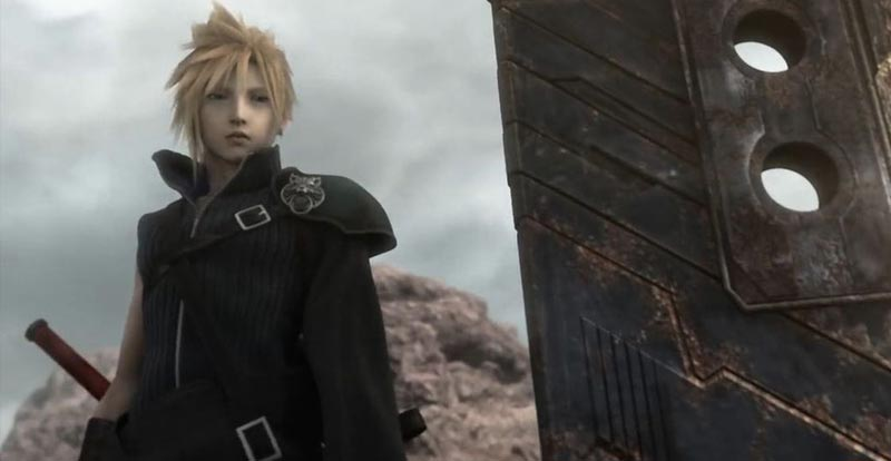 4K June 2021 - Final Fantasy VII: Advent Children