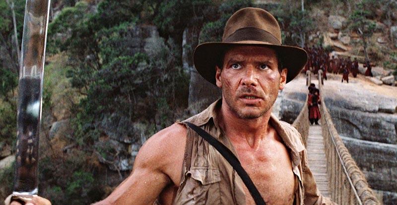 4K June 2021 - Indiana Jones: 4-Movie Collection