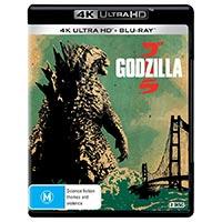 4K June 2021 - Godzilla (2014)