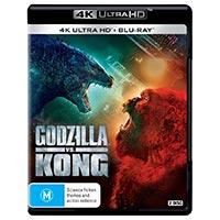 4K June 2021 - Godzilla vs. Kong