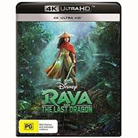 4K May 2021 - Raya and the Last Dragon