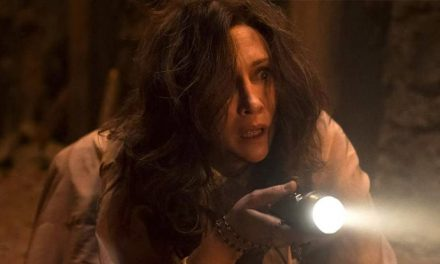 Catch a cool creepy Conjuring clip!