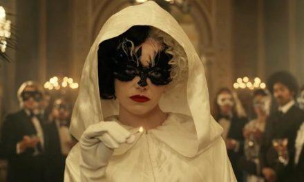 Watch Emma Thompson get upstaged in Cruella
