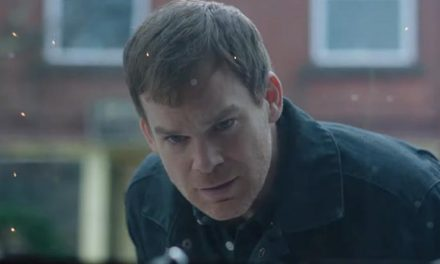 Dexter is up to something fishy…