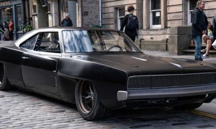 """Check out Fast & Furious 9's """"awful-some"""" Dodge Charger"""