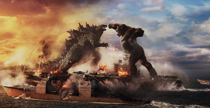 Godzilla vs. Kong – Welcome to the MonsterVerse