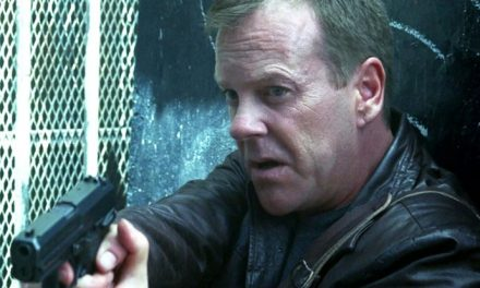 """Kiefer Sutherland set to go """"nucular"""" again in new spy series"""