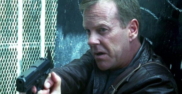 "Kiefer Sutherland set to go ""nucular"" again in new spy series"