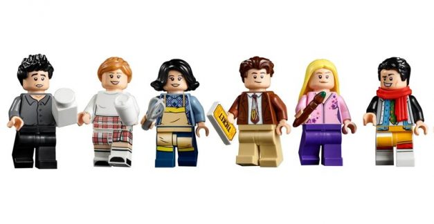 The one with more LEGO Friends