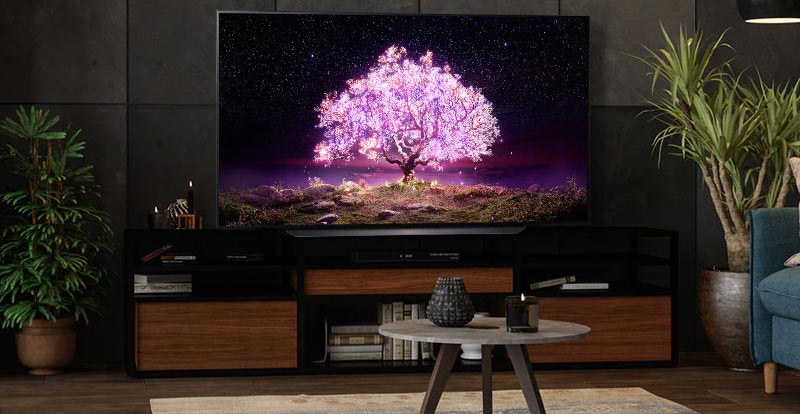 LG's 2021 OLED TVs up the ante – again!