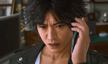 What's that? A Judgment sequel is coming?