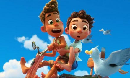 What's Pixar's upcoming Luca all about?
