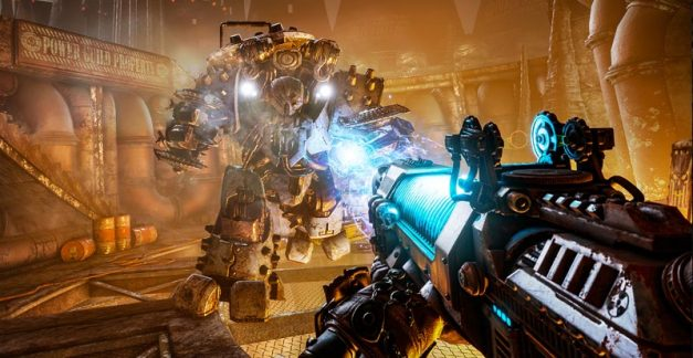 Necromunda: Hired Gun – the world of Warhammer has never been so shooty!