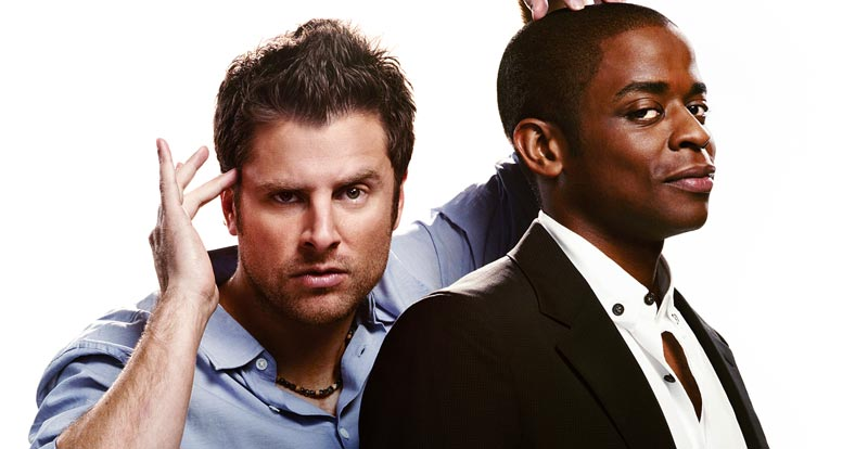 We're sensing something… a third Psych movie is coming!