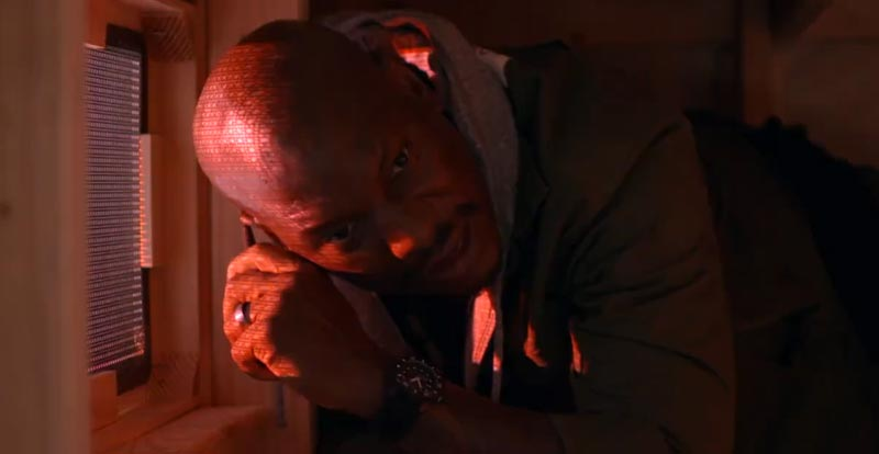 Tyrese Gibson and the Rogue Hostage