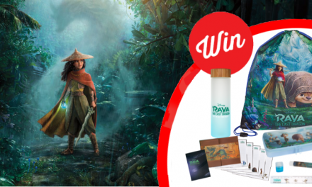 WIN a Raya and the Last Dragon prize pack!