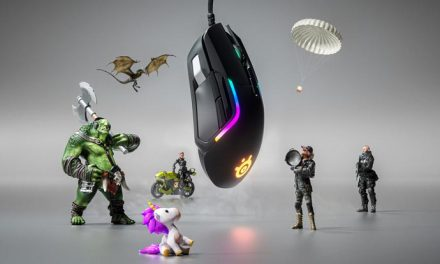 """SteelSeries reveal """"game changing"""" new mouse"""