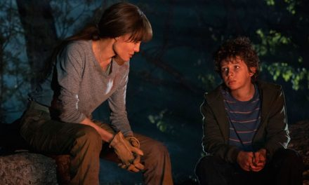 Interview with Angelina Jolie and Finn Little – Those Who Wish Me Dead